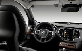 В салонах автомобилей Volvo появятся камеры