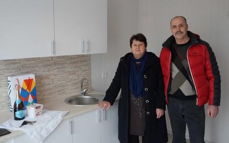 В седьмой дом жилого городка «ARTVILLE» заселились первые жильцы.