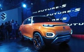 В сеть попал первый снимок нового хэтчбека от Suzuki