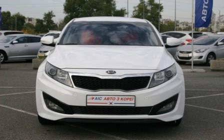 В сети АИС стартовала новогодняя распродажа Kia Optima!