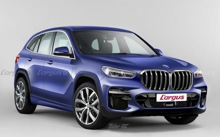 В Сети показали обновленный BMW X1. Не рановато?