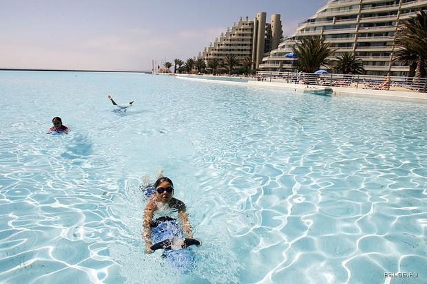 В Шарм-эль-Шейхе появится самый большой в мире бассейн