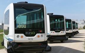 В Сингапуре испытают беспилотный общественный транспорт