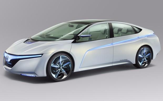 В следующем году Honda выпустит два электрокара