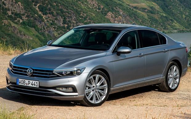 В следующем поколении Volkswagen Passat останется без седана