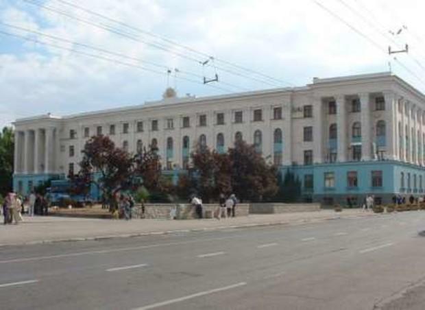 В Совмине Крыма появятся бассейн и вертолетная площадка