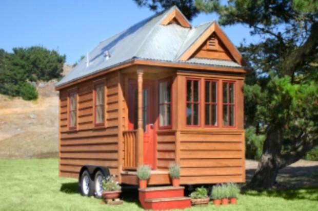 В США набирают популярность небольшие дома