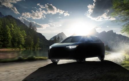 В Subaru анонсировали полностью электрический кроссовер