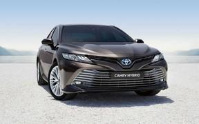 """В Тойота Центр Київ """"Автосаміт"""" розпочато приймання попередніх замовлень на Toyota Camry Hybrid"""