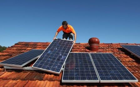 В Украине 7,5 тыс. семей используют солнечные панели
