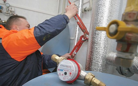 В Украине 80% многоэтажек оснащены счетчиками тепла