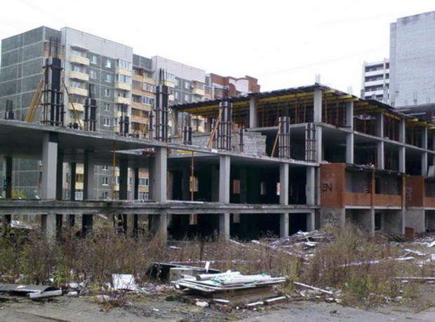 В Украине более 13 тыс. объектов незавершенного строительства