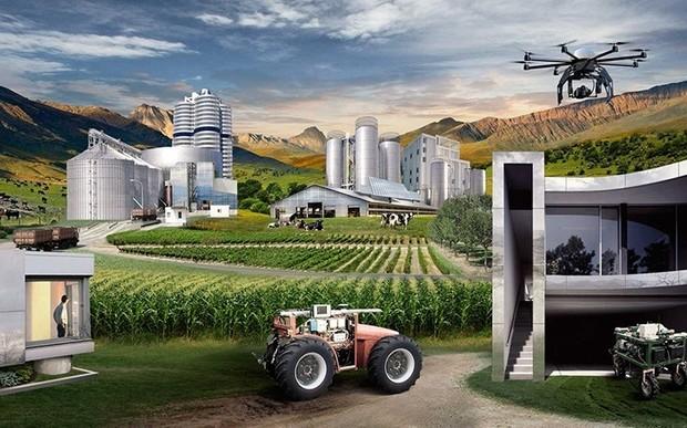 В Украине будут производить новый бренд тракторов - КрАСЗ!
