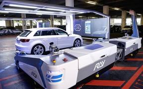 В Украине будут внедрять парковки, которые смогут сами парковать автомобили