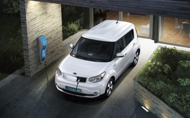 В Украине доступна для приобретения лимитированная партия электромобилей Kia Soul EV