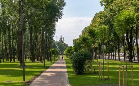 В Украине изменят нормы проектирования парков
