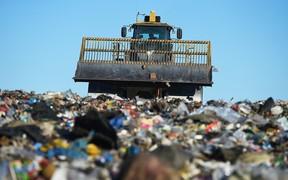 В Украине изменят нормы строительства полигонов бытовых отходов