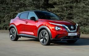 В Украине начали принимать заказы на новый Nissan Juke