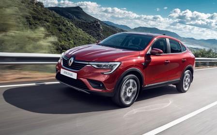 В Україні почалися продажі нового Renault Arkana
