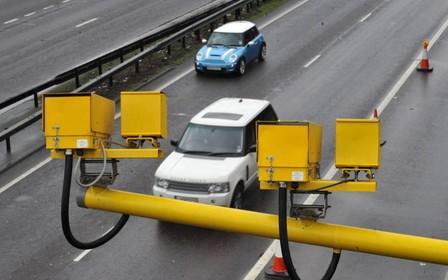 В Украине намерены ввести штрафы за превышение средней скорости. Как это работает?