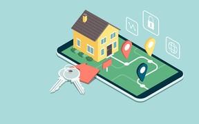 В Украине недвижимость будут сдавать в аренду через blockchain