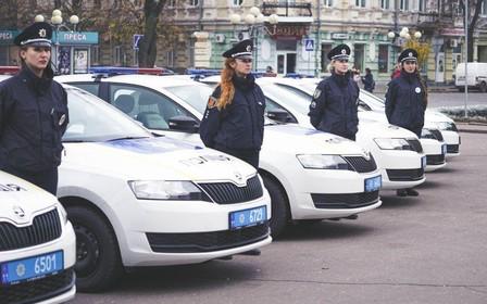 В Украине нехватка патрульных полицейских. Где больше вакансий?