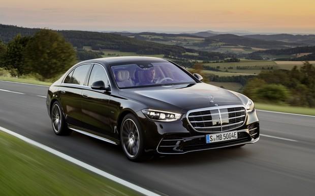 В Украине объявили цены на новый Mercedes Benz S-Класса и принимают заказы. Что почем?