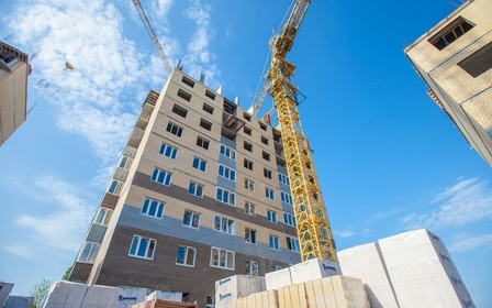 В Украине продолжает расти стоимость жилья