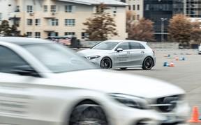 В Украине прошел тест-тур Mercedes-Benz Star Experience 2019. ФОТО