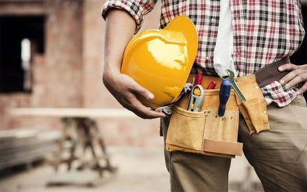 В Украине растут объемы строительных работ