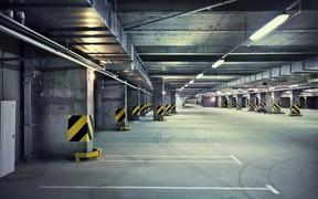 В Украине разрешили строить многоуровневые паркинги в общественных зданиях