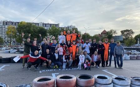 В Україні відбувся черговий етап Чемпіонату з хобі-картингу