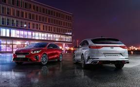 В Украине стартовали продажи Kia Proceed по цене 25 000 евро