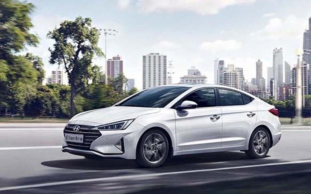 В Украине стартовали продажи новой Hyundai Elantra