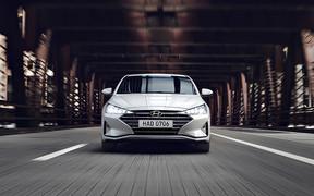 «В Украине стартовали продажи новой Hyundai Elantra»