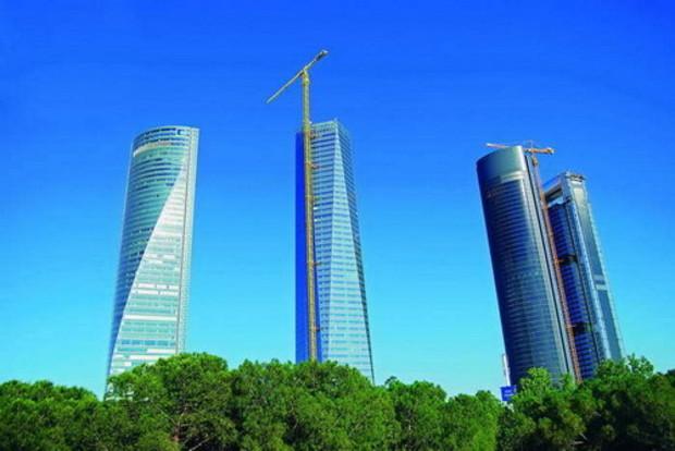 В Украине строится 87% пригородных высоток