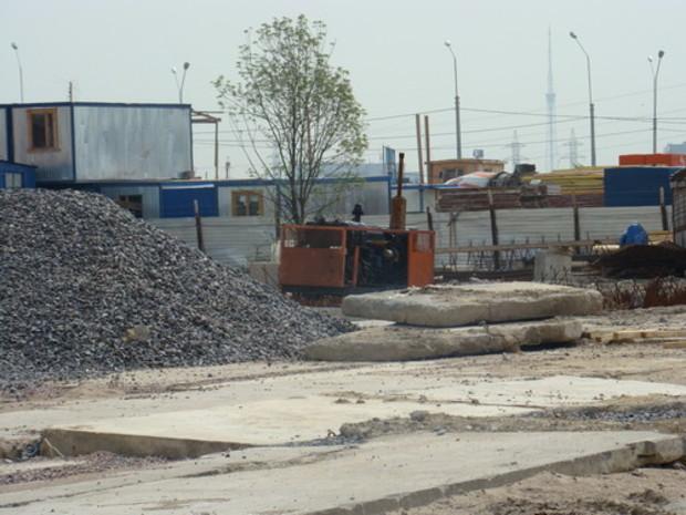 В Украине заморожено строительство четырех тысяч объектов жилья