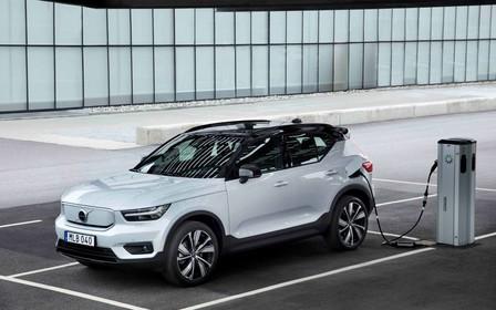 В Україні перший електрокар Volvo XC40 Recharge вже доступний для замовлення