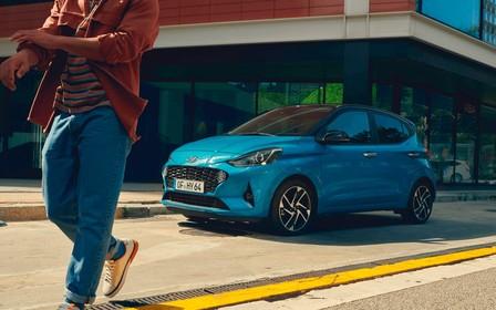 В Україні стартують продажі абсолютно нового Hyundai i10