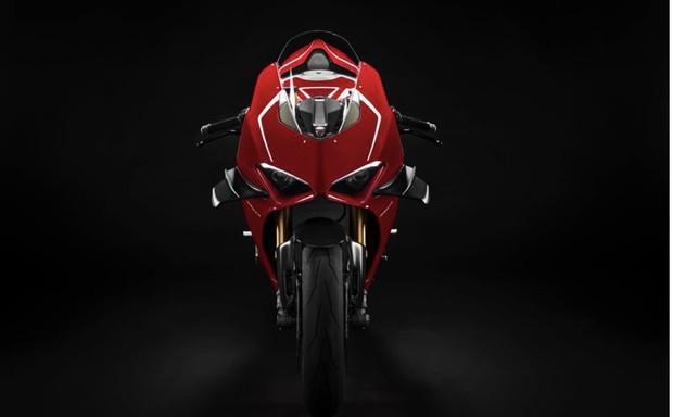 «В Украину приедет Ducati Panigale V4 R»