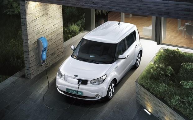 В Україні доступна для придбання лімітована партія електромобілів Kia Soul EV