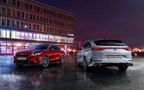 В Україні стартували продажі Kia Proceed за ціною 25 000 Євро