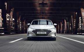 «В Україні стартували продажі нової Hyundai Elantra»