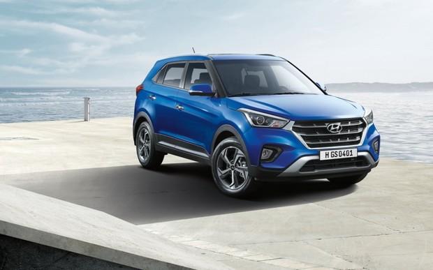 В Україні стартують продажі нової Hyundai Creta