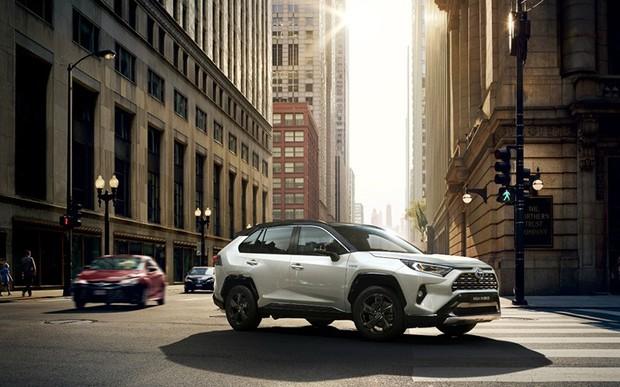 В Україні відкрито приймання попередніх замовлень на новий Toyota RAV4