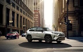 В Україні відкрито прийом попередніх замовлень на новий Toyota RAV4