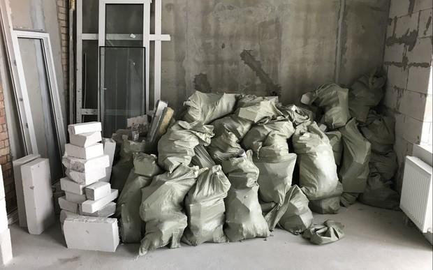 В Виннице будут штрафовать за незаконное выбрасывание строительного мусора