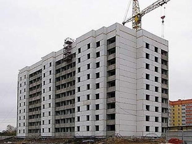 В Винницкой области к концу 2010 сдадут 7 недостроев