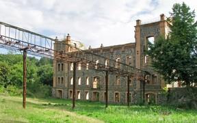 В Винницкой области сдается в аренду старинная мельница