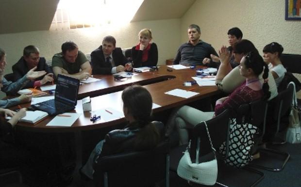 В Западной Украине состоялись круглые столы «Web на все 100»